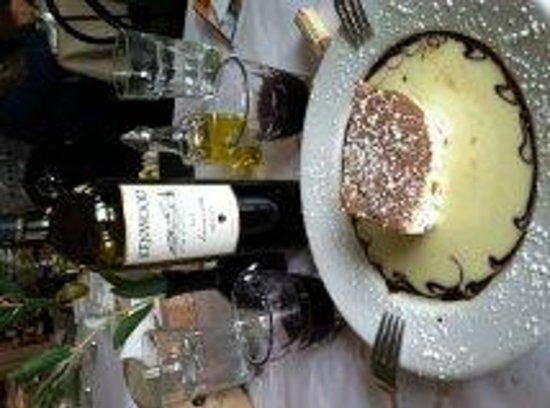 Cafe Citti Tiramisu