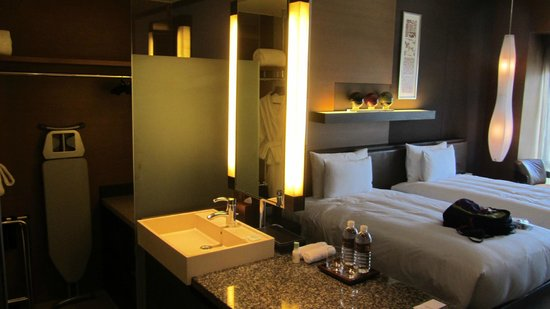 Hyatt on the Bund: Habitacion