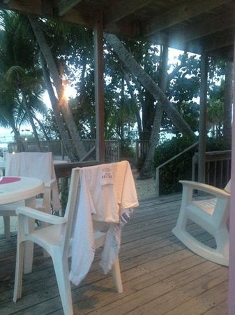 Sands of Islamorada: so comfy