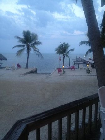 Sands of Islamorada: coming evening, wow