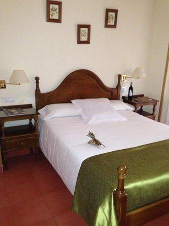 Hotel Villa de Elciego : Habitacion matrimonial