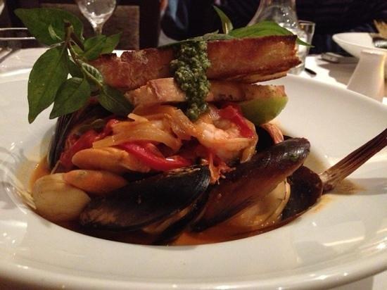 Restaurant Mystique: Mussels