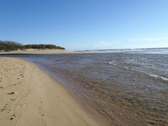 Currimundi Hotel Motel : Gods Country one of the best prestine beach i have seen so close to the hotel