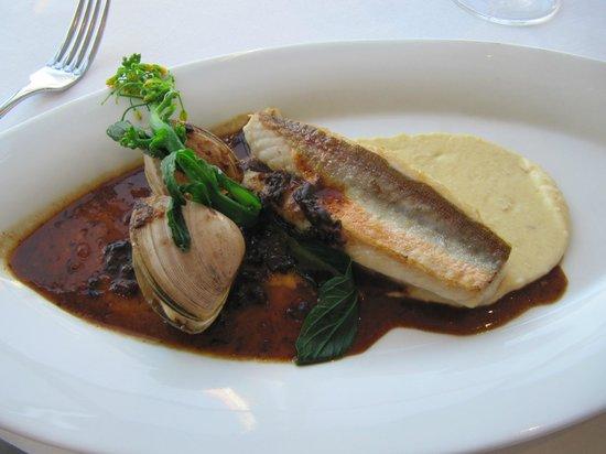 Martin Bosley's Yacht Club Restaurant: snapper main