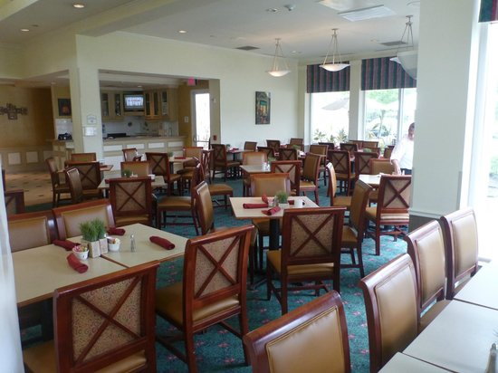 Hilton Garden Inn Houston / Bush Intercontinental Airport: Dining Area