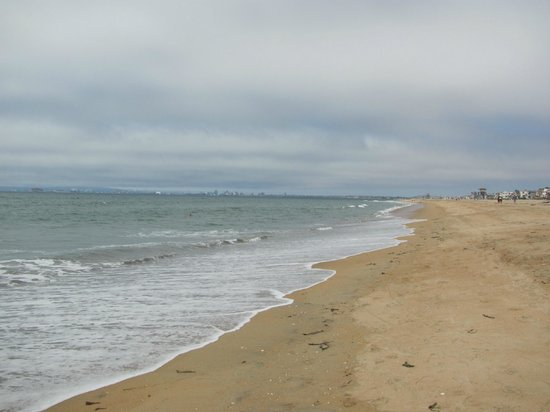 Beso del Sol: Sunset beach
