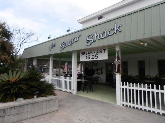 Sugar Shack Tybee Island Reviews