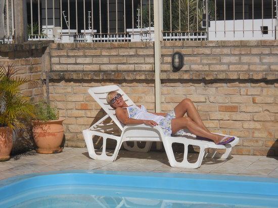 Hotel Pousada Silene: Esto es vida!!