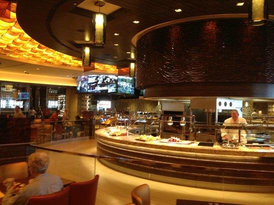 M resort spa casino - studio b buffet