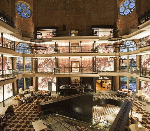 The Liberty, A Luxury Collection Hotel: Lobby