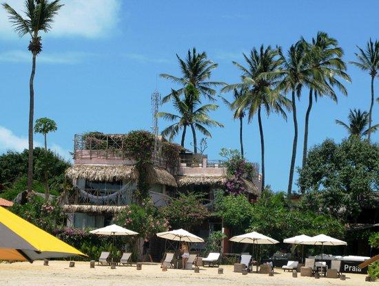 Casa na Praia: A pousada