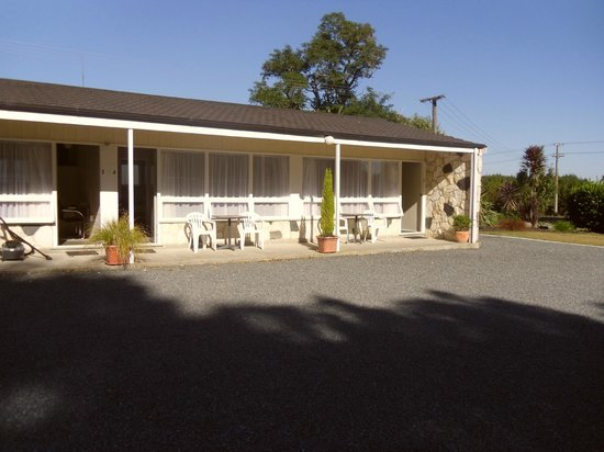 Tower Road Motel: Motel rooms