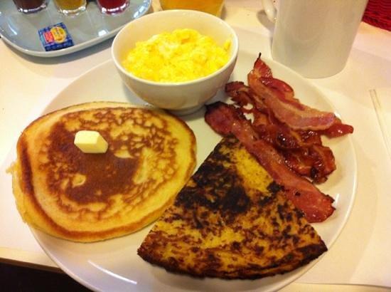 Twinkie Breakfast & Lunch: breakfast américain
