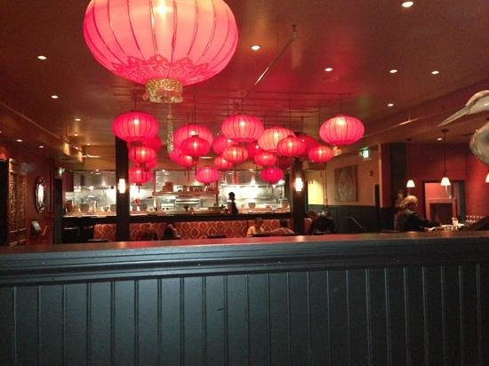Red Lantern: great vibe too