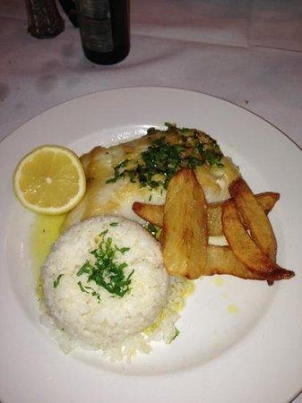 Jamon Iberico Pata Negra Restaurant : wow delicioso