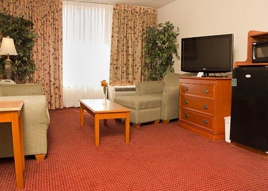 Quality Hotel Conference Center: guest room