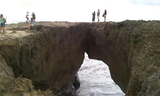 Jobos Beach: Pozo de Jacinto at Jobo's Beach.