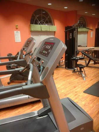Hotel Indigo Houston at the Galleria: Fitness center