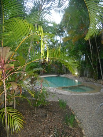 Noosa Outrigger Beach Resort: Pool