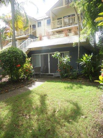 Noosa Outrigger Beach Resort: Apartment
