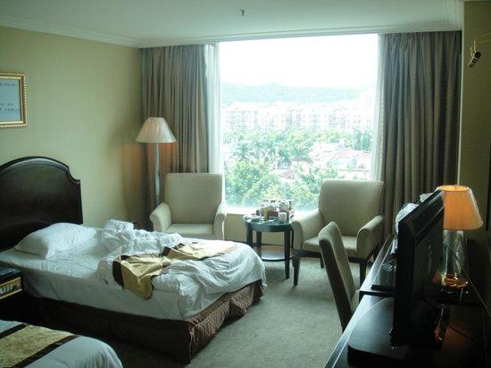 Swan Hotel : room