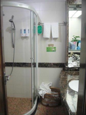 Swan Hotel : bath