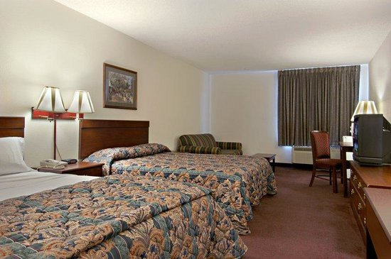 Red Roof Inn Gaffney: Double