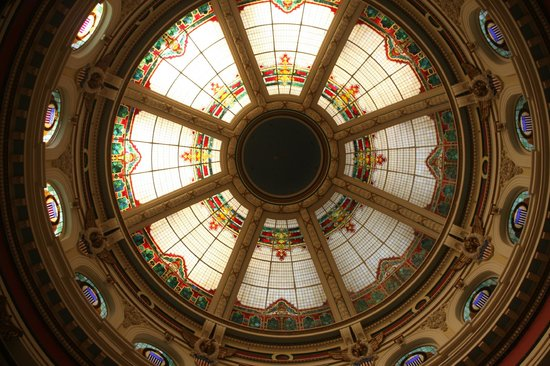 San Mateo County History Museum: Dome