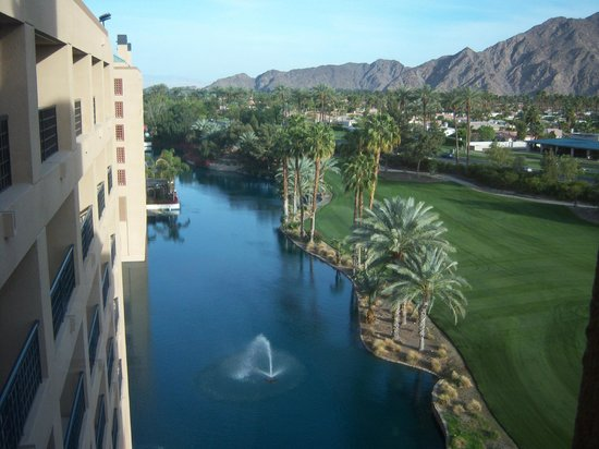 Renaissance Indian Wells Resort & Spa: View from the fourth floor