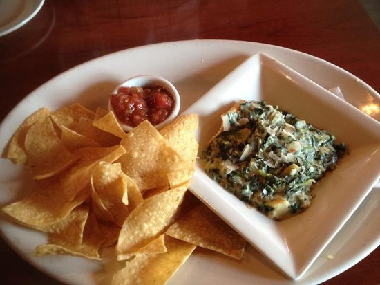 O'Charley's: spinach dip