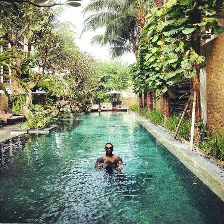 The Haven Bali: By the pool