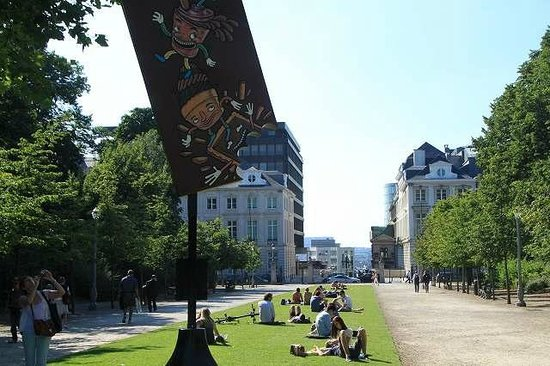 Parc de Bruxelles2