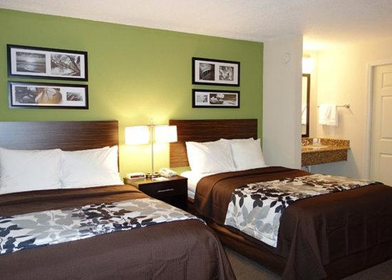 Sleep Inn Douglasville: Room