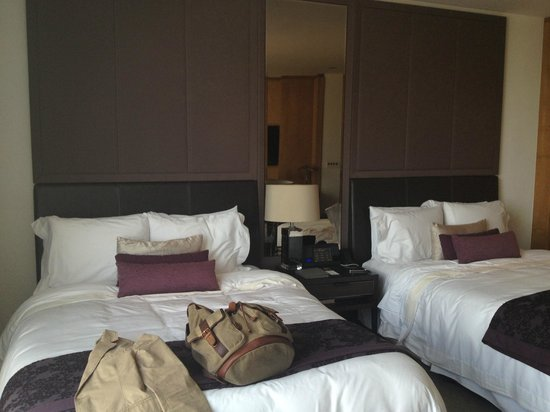 The St. Regis Mexico City: Two Queen Beds/Room 1012