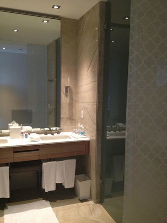 The St. Regis Mexico City: Bathroom/Room 1012