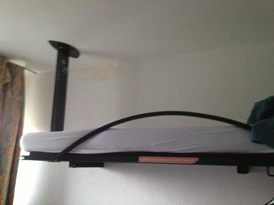 Mister Bed Troyes : safety rail!!!