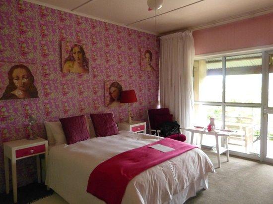 Graskop Hotel: Zimmer