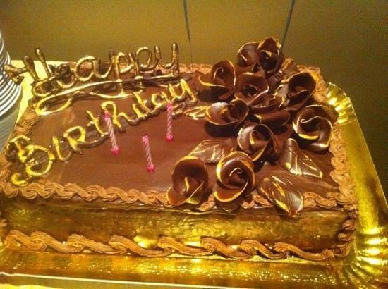 Do Brazil: homemade cake...
