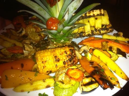 Do Brazil: vegetable churrasco