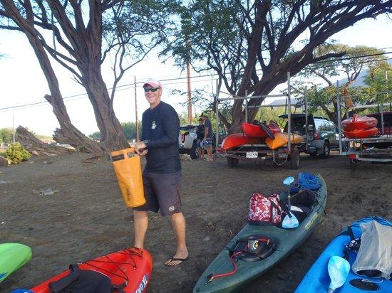Maui Eco Tours : Garrett - Our incredible guide!