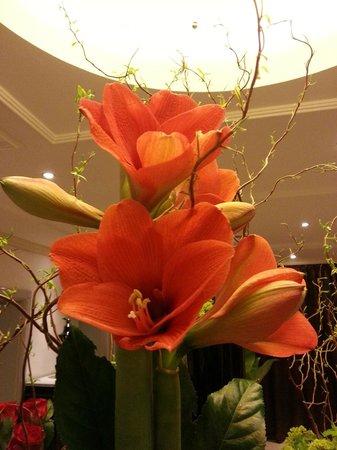 Melia Vendome - Paris: украшение холла