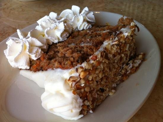 cheesecake factory carrot cake whole health source food reward friday 2766