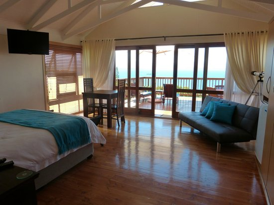 Aqua Marine Guesthouse: Honeymoon Suite