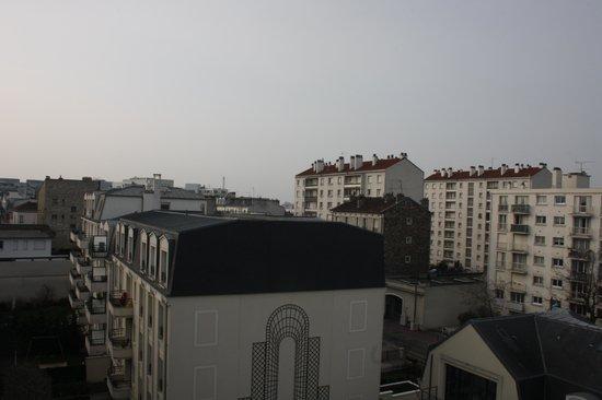 Adagio Access Paris Porte de Charenton : Vue de l'arrière