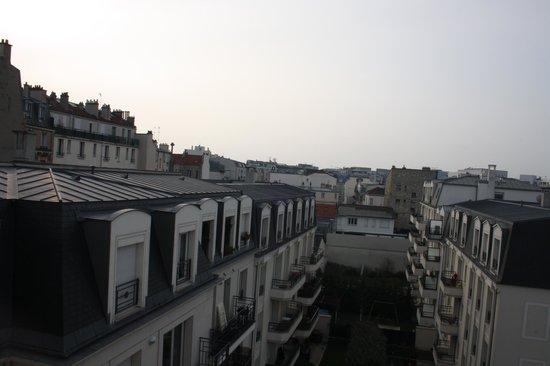 Adagio Access Paris Porte de Charenton : Toujours vue de derrière