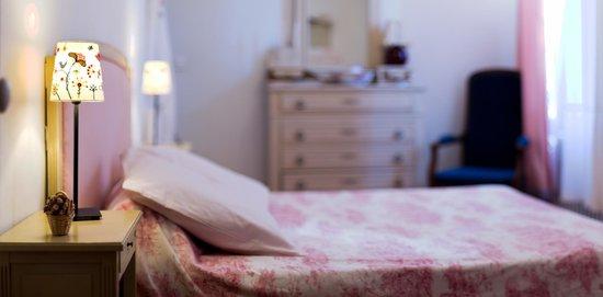Domaine saint Dominique : La chambre rose