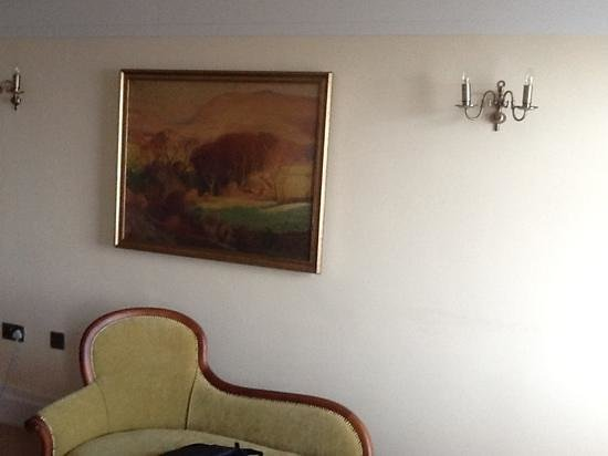 Sefton Hotel: hoggatt suite