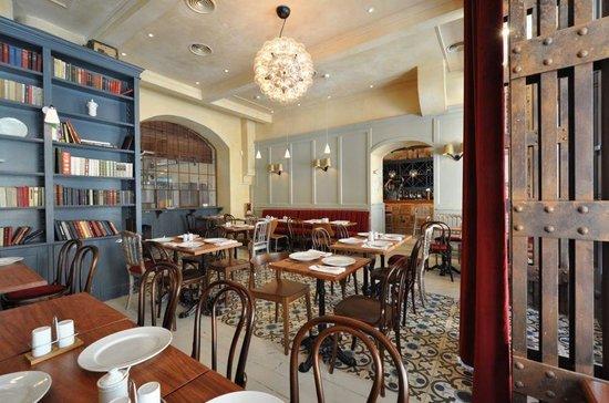 The Factory French Bistro Amp Bar Napier Restaurant