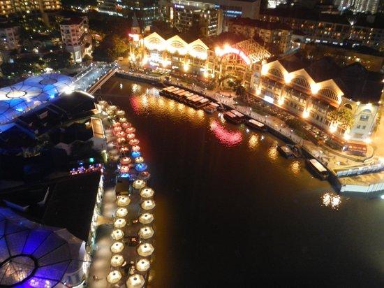 Novotel Singapore Clarke Quay: vue