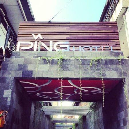 PING Hotel Seminyak Bali : Ping Hotel